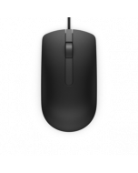 Dell Optical Mouse - MS116 Black